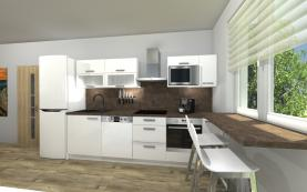 Prodej, byt 3+kk, 82 m2, Brno - Veveří