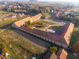 Prodej, rodinný dům/statek, 3400 m2, Straškov - Vodochody
