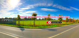 Prodej, stavební pozemek, 3937 m2, Petrovice u Karviné