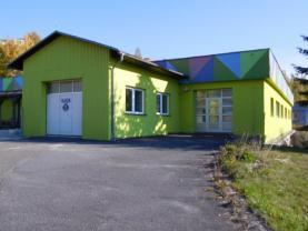 Pronájem, komerční prostor, 454 m2, Sokolov, ul. Lipová