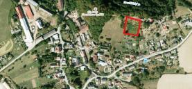Prodej, stavební parcela, 2289 m2, Choustníkovo Hradiště