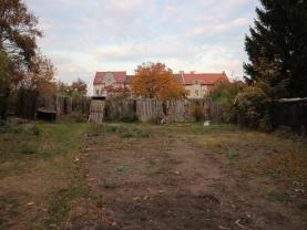 Prodej, zahrada, 400 m2, Chomutov, ul. Rokycanova