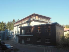 Prodej, byt 1+kk, parkovací místo, Harrachov