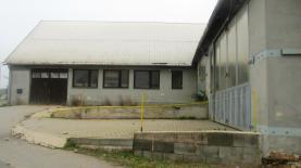 Pronájem, výrobní objekt, 826 m2, Sklené nad Oslavou