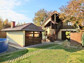 Prodej, rodinný dům, 3 420 m², Votice, Nazdice