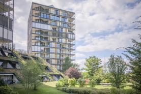 Prodej, byt 1+kk, 55 m2, OV, Praha 3 - Central Park