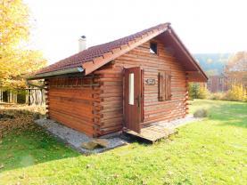 Prodej, chata, 1+1, 26 m2, Plesná