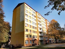 Prodej, byt 4+1, 82 m2, OV, Most, ul. V. K. Klicpery