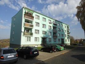 Pronájem, byt 1+1, 39 m2, Aš, ul. Sibiřská