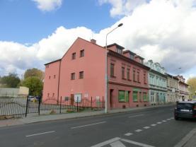 Pronájem, obchodní prostory, 185 m2, Litvínov, ul.Jiráskova