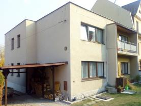 Prodej, 1/2 rodinného domu 4+1, OV, Teplice, ul. Lužická