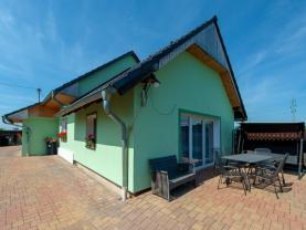 Prodej, rodinný dům, 6+1, Spomyšl