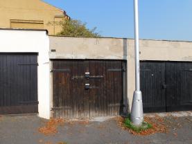 Prodej, garáž,18 m2, OV, Most, ul. Partyzánská