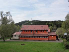Prodej, rodinný dům 12+3, 409 m2, Mariánská nad Jáchymovem