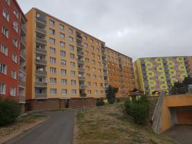 Prodej, byt 1+1, 36 m2, DV, Chomutov, ul. Kamenná