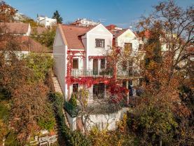 Prodej, rodinný dům 3+kk, 139 m2, Praha 6, Střešovice