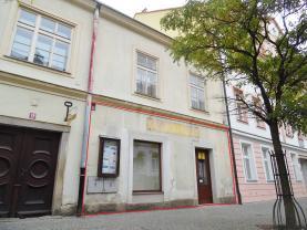 Pronájem, obchodní prostory, 103 m2, Jindřichův Hradec