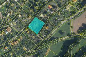 Prodej, stavební pozemek, 2034 m2, Svinaře