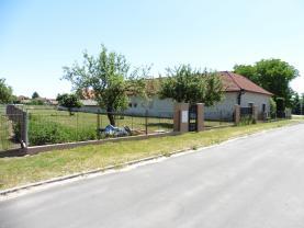 Prodej, stavební pozemek, 1207 m2, Hlavečník