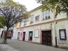 Pronájem, obchodní prostory, 21 m2, Jindřichův Hradec