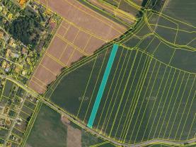 Prodej, pole, 5097 m2, Lukov
