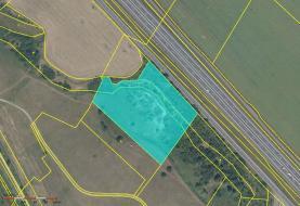 Prodej, pozemky 18.505 m2, Vysočany u Chomutova