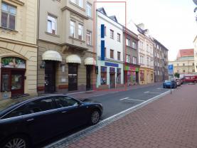 Prodej, bytový dům, 339 m2, Opava - Město