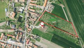 Prodej, pozemky, 11 612 m2, obec Úpohlavy