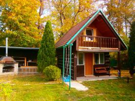 Prodej, chata 1+1, 32 m2, Veltrusy
