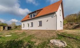 Prodej, rodinný dům 3+kk, 90 m2, Zeměchy u Loun