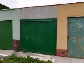 Prodej, garáž, 18 m2, 0V, Klášterec nad Ohří, ul. Přívozní