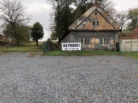 Prodej, stavební pozemek, 494 m2, Pustějov