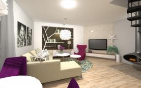 Prodej, byt 3+1, 100 m2, Praha - Dejvice