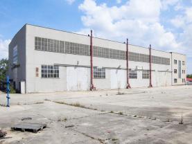 Pronájem, výrobní objekt, Moravský Krumlov