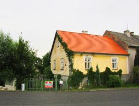 Prodej, rodinný dům, Blatno u Podbořan