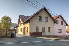 Prodej, rodinný dům 3+kk, 4+kk, 542 m2, Cheznovice