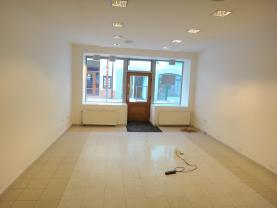 (Pronájem, obchodní prostor, 80 m2, Kladno, ul. T.G.Masaryka), foto 2/17