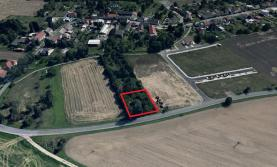 Prodej, stavební pozemek, 1130 m2, Přerov