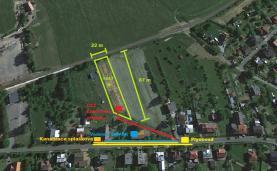 Prodej, stavební pozemek, 1447 m2, Mořkov