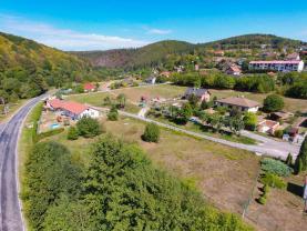 Prodej, stavební pozemek, 1240 m2, Sázava