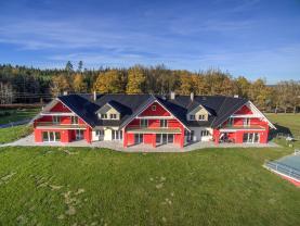 Prodej, rodinný dům, 387 m2, České Velenice