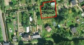 Prodej, zahrada, Teplice, ul. Řetenická