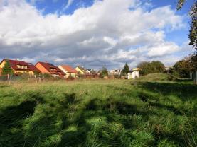 Prodej, stavební pozemek,1600 m2, Grygov
