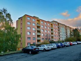 Prodej, byt 2+1, 59 m2, OV, Chomutov, ul. Zahradní