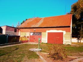 Prodej, stodola s pozemkem, 628 m2, Jimlín