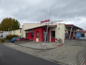 Prodej, obchodní prostory, 2237 m2, České Budějovice