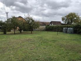 Prodej, pozemek, 380 m2, Zvole