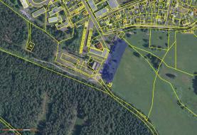 Prodej, pozemek, 4021 m2, Rotava