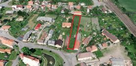 Prodej, pozemek, 1581 m2, Blatno u Loun