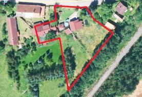Prodej, RD s možností podnikání, 3 420 m², Votice, Nazdice